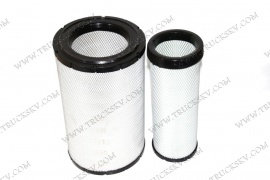 Air Filter / A6014S / A6014M / A6019 / 1-14215-203-0 / 1-14215-217-0 / Isuzu / SKV